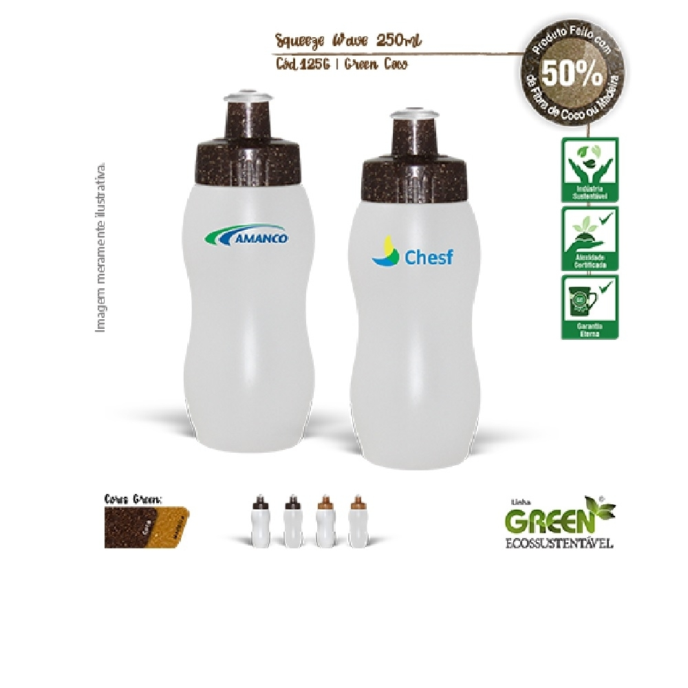 SQUEEZE ECO 250ML COCO